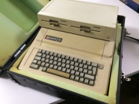 Russell Hoban's Apple II