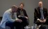 Steven Claydon, Martin Clark and Graham Harman